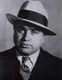 Cinco curiosidades sobre la Ley Seca: Al Capone, capo de la mafia en Chicago