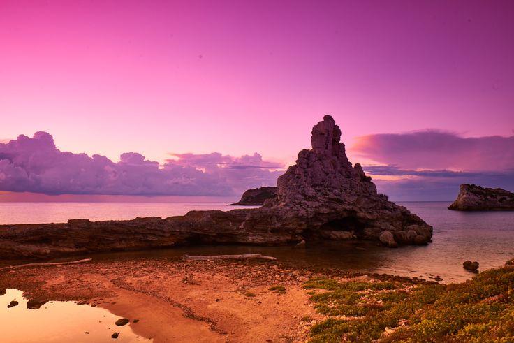 Alba sull'isola di Pianosa. Parco Nazionale dell'Arcipelago Toscano by marco branchi on 500px