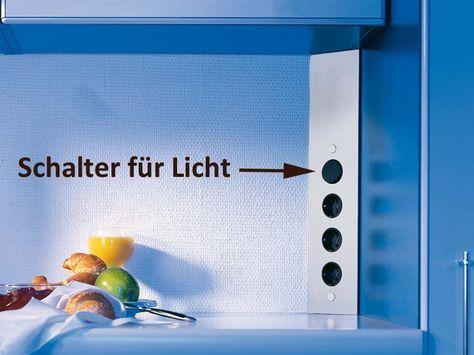3-fach Ecksteckdose Edelstahl mit Schalter | Ecksteckdosen | Steckdosen | Nordsee Küchen