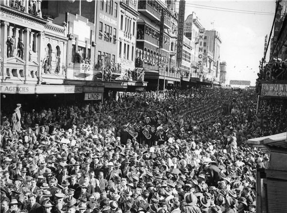 Brisbane in World War II | Brisbane at war | PerthNow