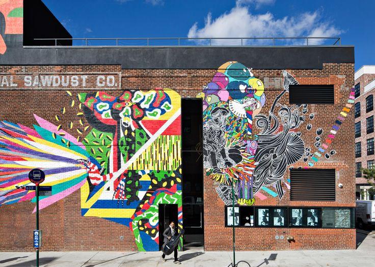 Bureau V converts a Brooklyn factory into a concert hall