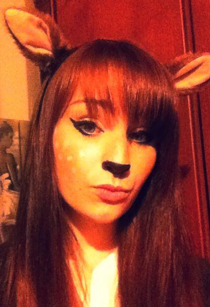 Deer Makeup Halloween Yet
