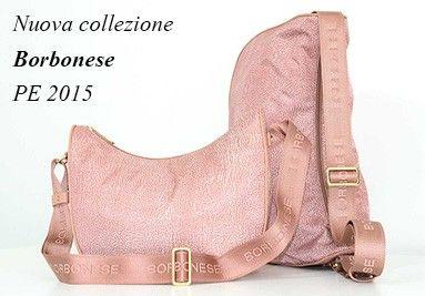 Borbonese Luna Bag Powder