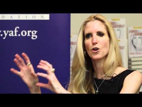 Ann Coulter on Why Immigration Is the Only Issue That Matters - YouTube