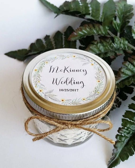 Mason Jar Wedding Favor Ideas: Best 20+ Mason Jar Wedding Favors Ideas On Pinterest