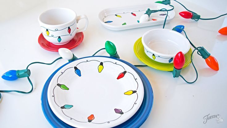 Fiesta Introduces New Holiday And Halloween Patterns For 2019 Fiesta Blog Fiesta Dinnerware Halloween Patterns Holiday Tablescapes