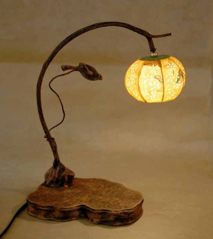 17 Best Images About Hanji Lamp Traditional Korean Paper