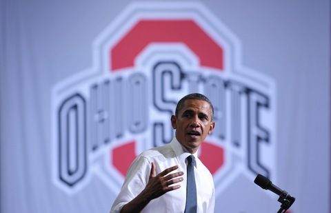 Poll: Obama, Romney in Dead Heat in Florida, Ohio: Dead Heat, Current Events, Favorite Things, Election 2012