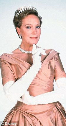 Whether it's as Mary Poppins or Queen of Genovia, Julie Andrews is legendary.