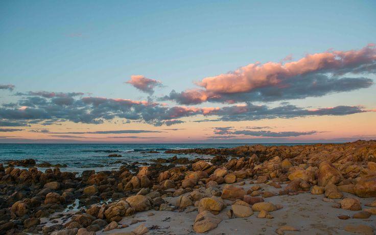 Landscape Photography Pink Skies Natural Photography Duns borough Western Australia