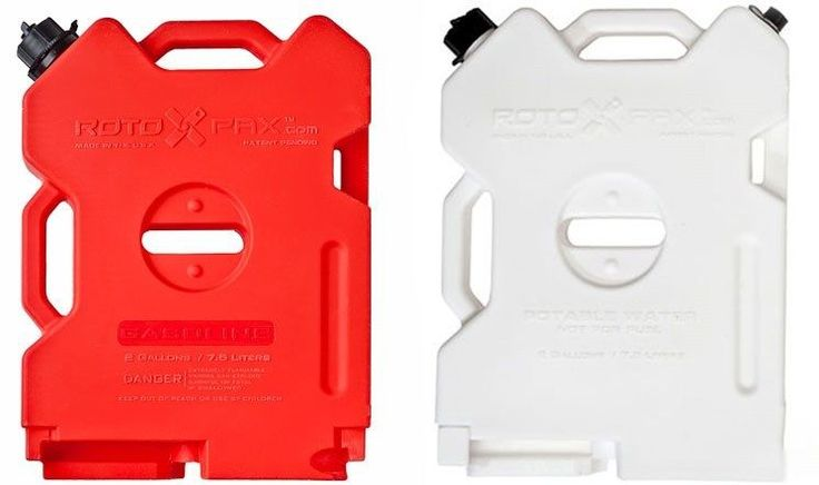 Rotopax 2 Gallon Gas & Water Fuel Pack Fits Jeep's & ATV UTV Polaris RZR  | eBay Motors, Parts & Accessories, ATV Parts | eBay!