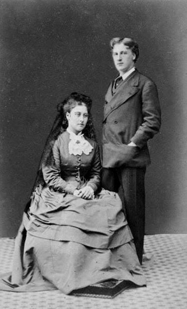 Louise was allowed to marry John Campbell, Duke of Argyll, even though he was not of royal blood. The ceremony was held on March 21,1871.