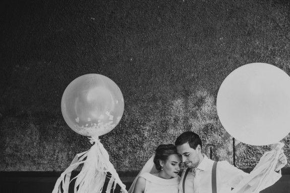Handcrafted Retro Wedding: Elizabeth & David