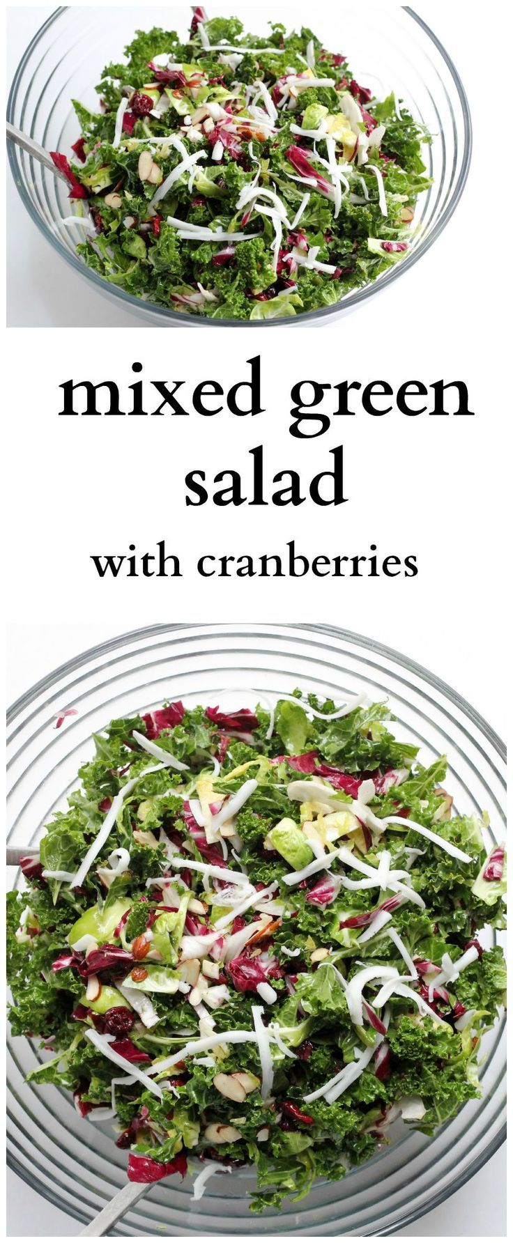 This salad is so delicious and perfect for a holiday or family dinner!