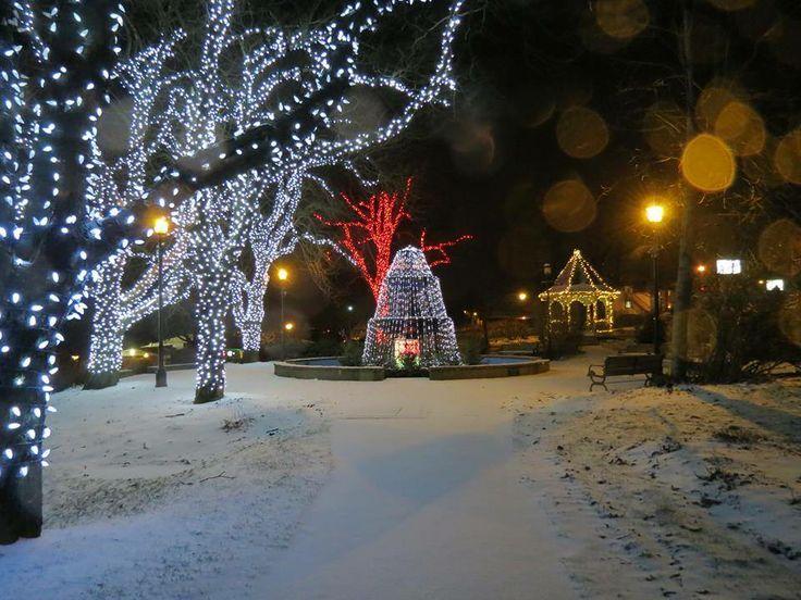 Frost Park - Yarmouth, Nova Scotia