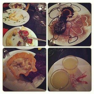 Ayer la cosa fue de italiano! #italianfood #almeria #limonchelo #food