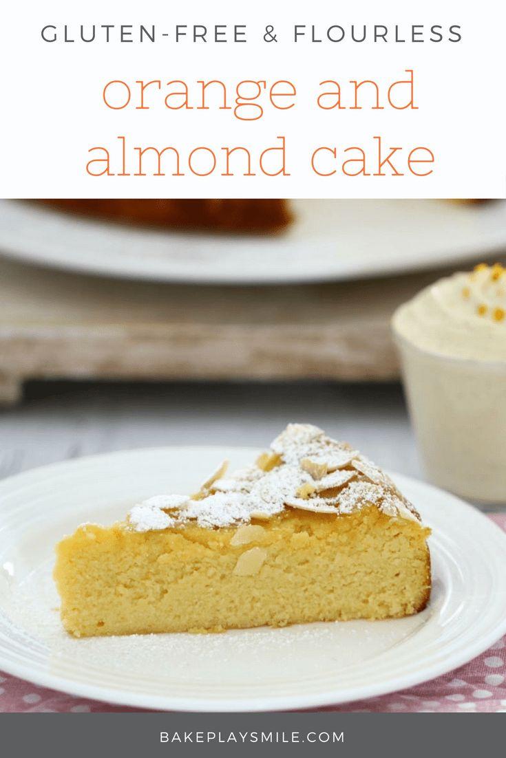 Gluten-Free Flourless Orange and Almond Cake | Recipe ...