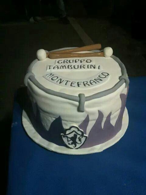 """Torta """" Tamburini"""""""