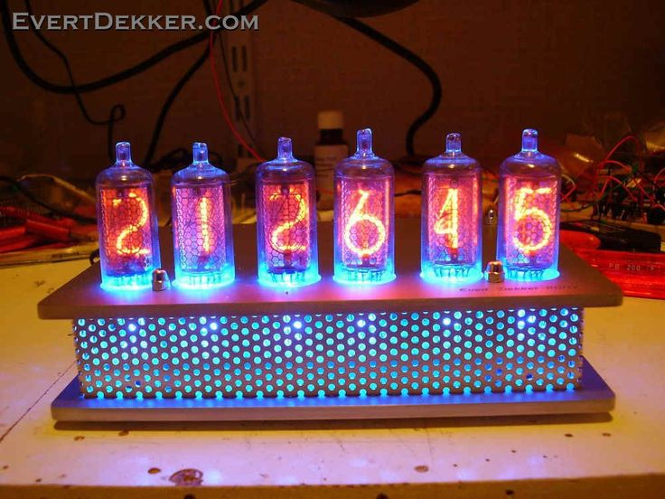 nixie Clocks