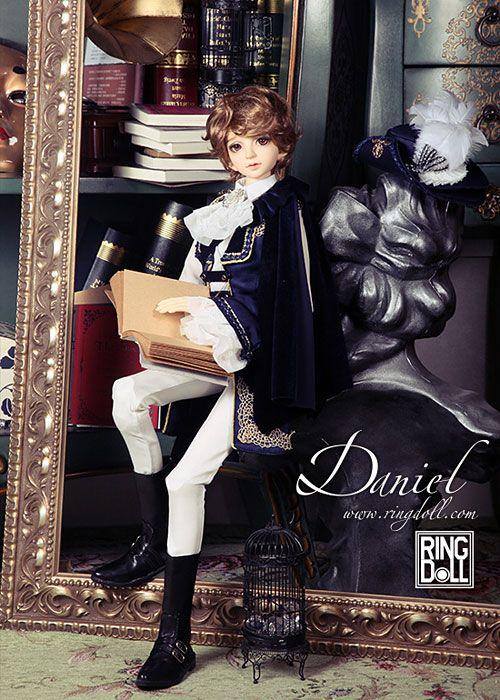 Advance notice-Daniel 1 by Ringdoll.deviantart.com on @deviantART