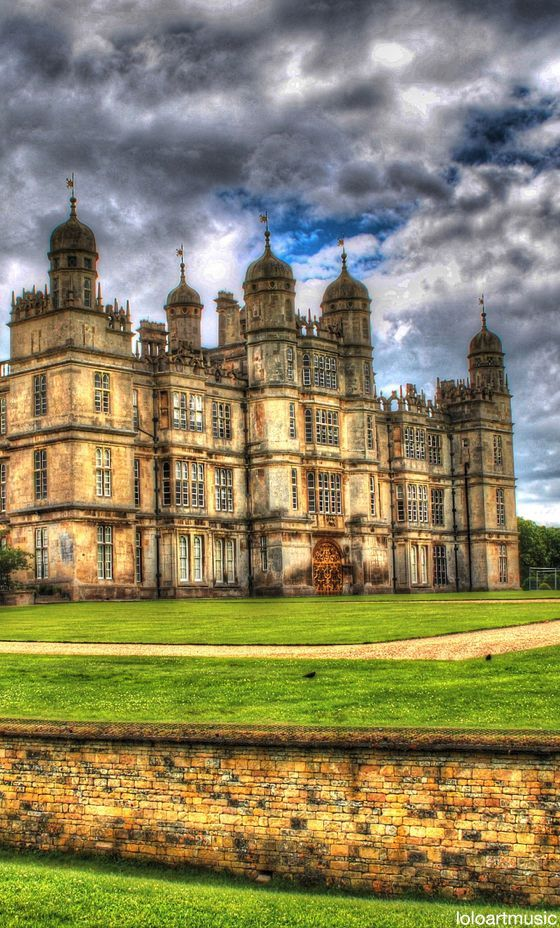 Burghley House, Peterborough, England