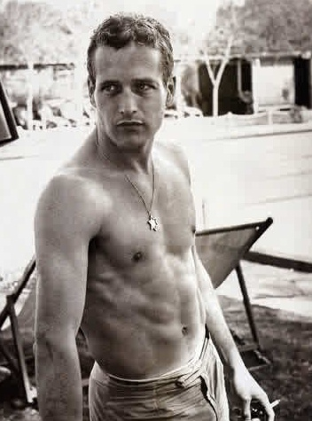 Paul Newman, actor & style icon.