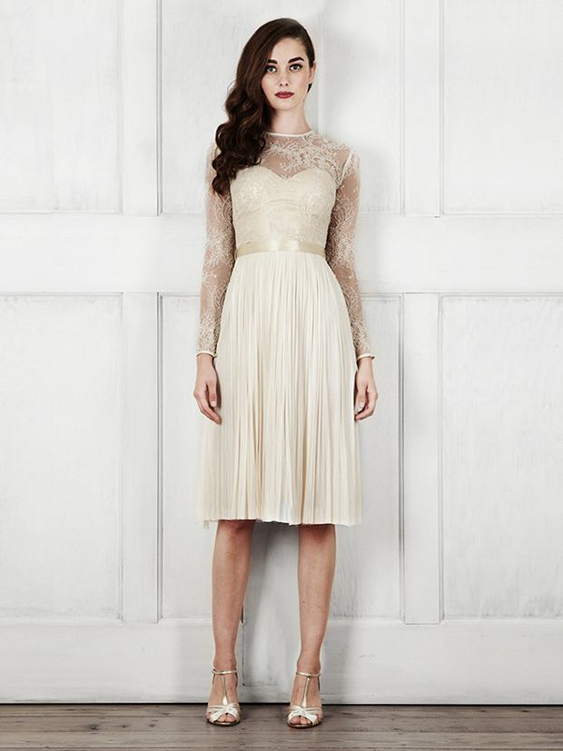 BRIDAL: Meet Waterfall | Catherine Deane l SHOP NOW at http://shop.catherinedeane.com/collections/all/products/waterfall