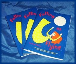 """Flying Margie - Home """"Falling or Flying?"""" a booklet of encouragement for survivors of Childhood sexual abuse and Depression. By Margie Thomas"""