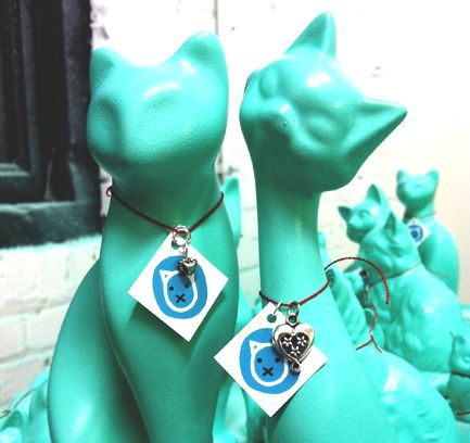 New Teal Cats are Available! www.tealcatproject.com