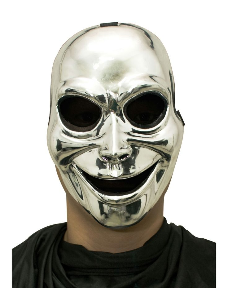 extremely scary halloween masks scary masks for halloween metallic sinister ghost mask masks pinterest scary and masking