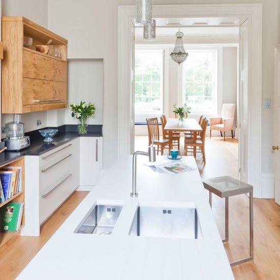 Bright Kitchen-Diner Design