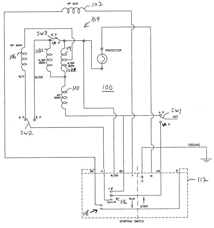 Best Of 6 Lead Single Phase Motor, Century 5hp Electric Motor Wiring Diagram