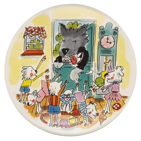 Wolf en de 7 geitjes - verstopspel Eén lln naar gang (wolf), andere lln (geitjes) verstoppen zich. (regel alles laten staan in klas!) Wolf gaat geitjes zoeken. Gevonden? geitje aantikken en rustig in de kring laten gaan zitten. Zo is het meteen duidelijk welke kinderen nog niet gevonden zijn en blijft het rustig in de klas.