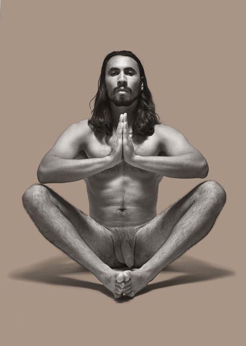 Sexy yogini