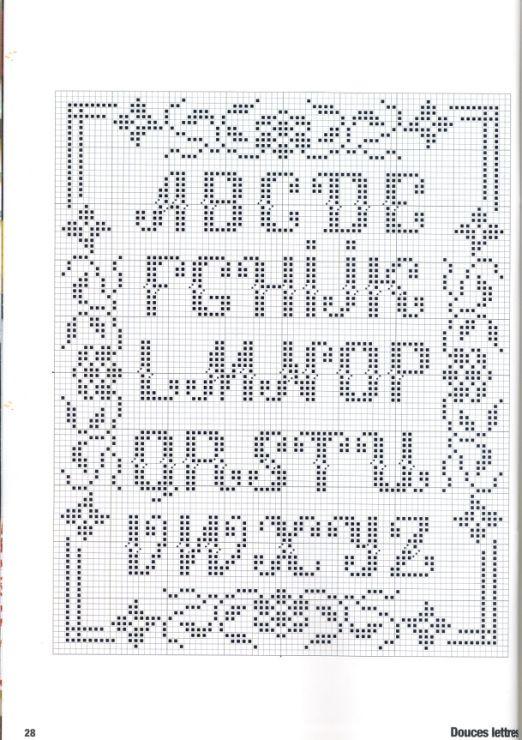 (5) Gallery.ru / Фото #26 - Point de croix Collector N1 Avril-Mai 2009 - natalytretyak