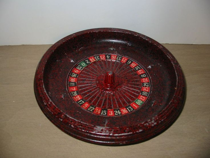 Roulette red 17
