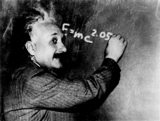 아인슈타인의 위대한 발견