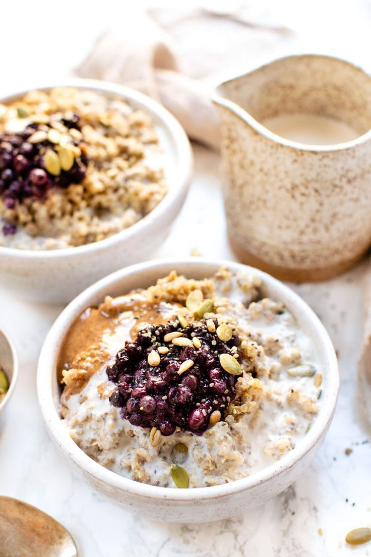 Chai Breakfast Quinoa