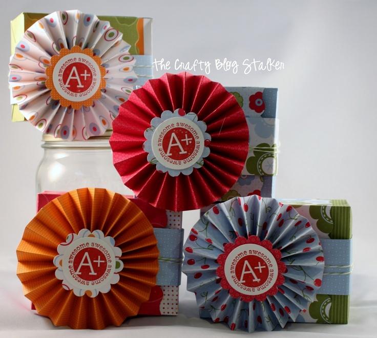 The Crafty Blog Stalker: Teacher Appreciation Gifts
