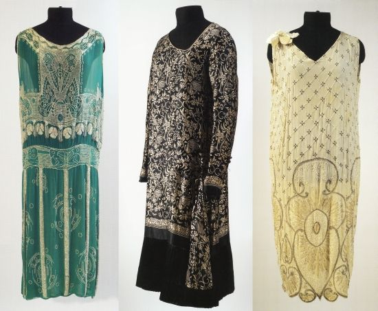 Art Deco Style. Interwar Period Fashion Design–2010–Exhibitions–Explore–Museum of Decorative Arts and Design