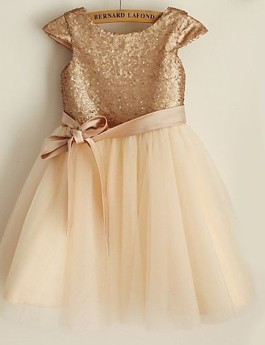 Adorable sequin dress with tutu skirt for your little cutie. Like it? We have it in different colors. Click on the picture to check it out.