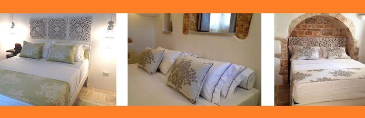 Le stanze curate nell'arredo e nel design da Fanoflex, del Relais a Monopoli, BA. Uno dei nostri lavori più belli! Il design semplice richiama la storia la semplicità degli ambienti con un tocco di elementi preziosi. #fanoflex #decobyfanoflex #interior design