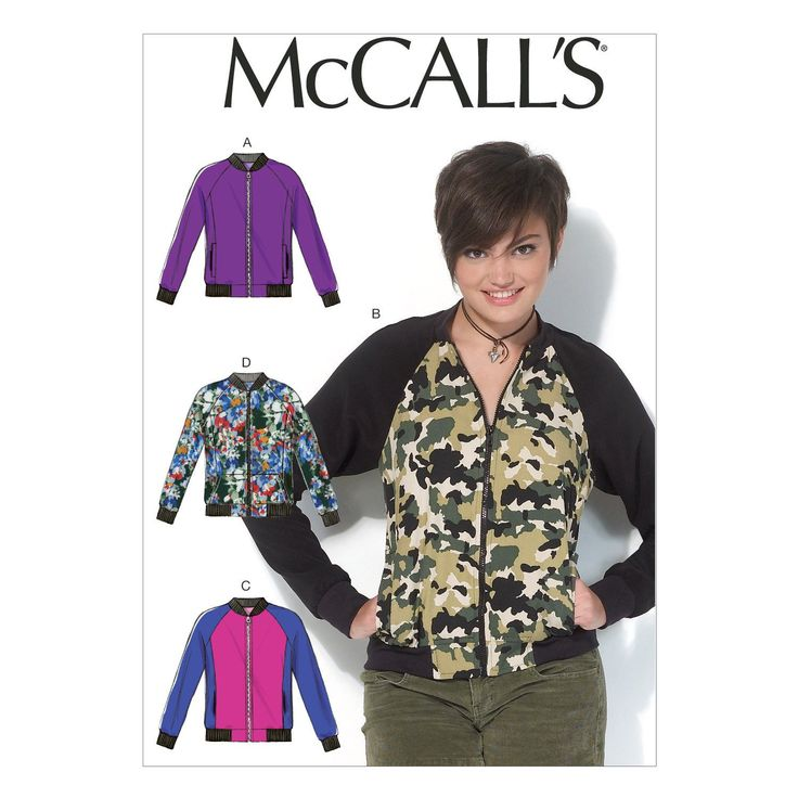 M7100 Misses' Casual Jackets