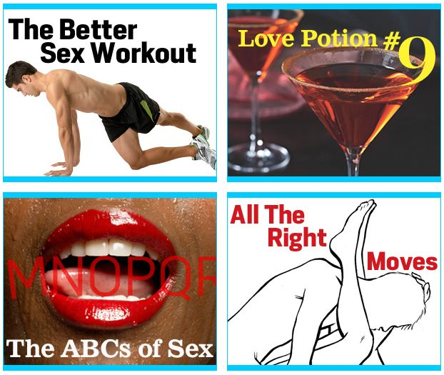Sex Tips To Turn Her On: Men's Health 2