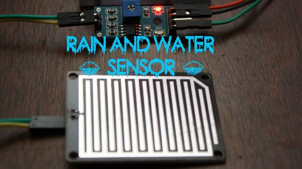 Arduino Modules - Rain Sensor