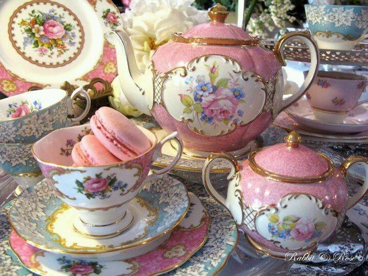 Royal Albert Tea Set Plates Teapots Teacups Pinterest