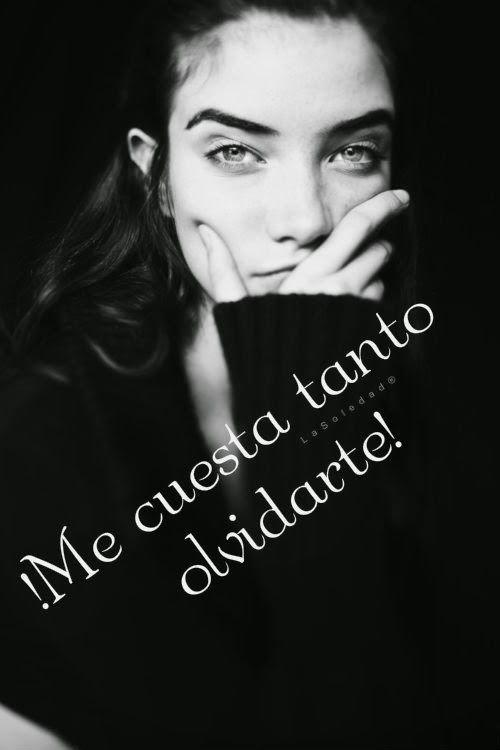 """La Soledad : """"Me cuesta tanto olvidarte"""""""