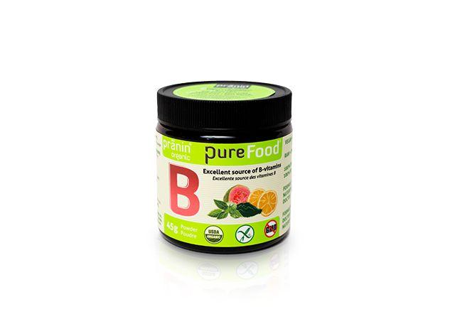 PUREFOOD B   #vitamins #organic #flora #sangstersglenmore #herbs #inflammation #fiber #naturesway #NonGmo #turmeric