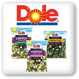 Come try the NEW Dole Salad kit demos at your area Marc's Stores May 8th-18th! Come out & try Dole Salads all natural Kale Ceasar, Sunflower Crunch & Sesame Asian salad kits in our fresh produce department.