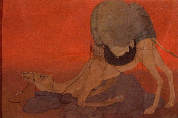 journey's end,Abanindranath Tagore